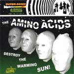Destroy the Warming Sun Cover
