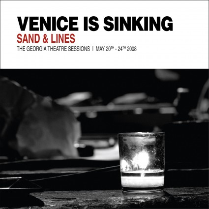 Sand &amp; Lines Cover