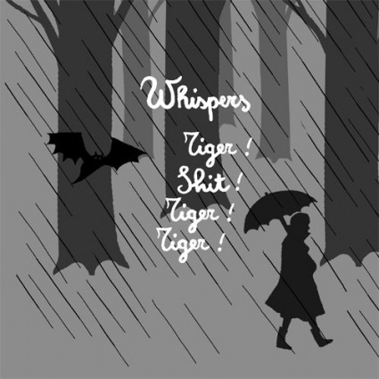 Whispers Cover